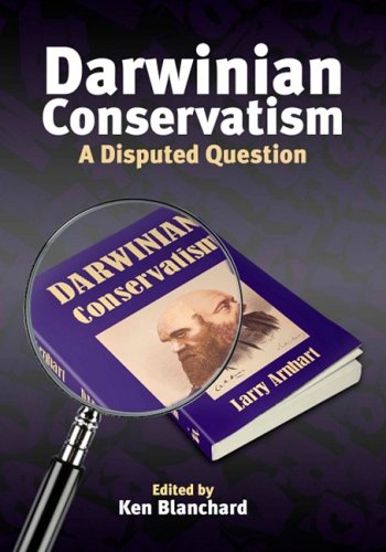 Darwinian Conservatism: A Disputed Question 9781845401566