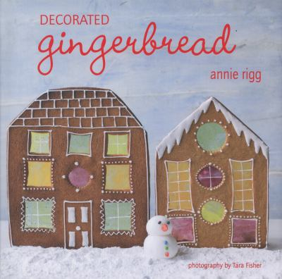 Decorated Gingerbread 9781849751452
