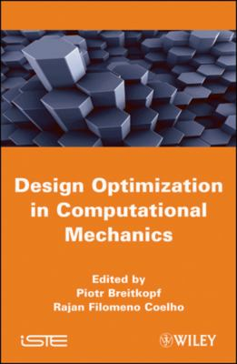 Multidisciplinary Design Optimization in Computational Mechanics 9781848211384