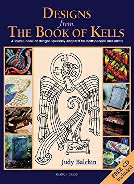 Designs from the Book of Kells [With CDROM] 9781844484171