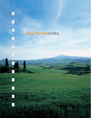 Destination Themed Mini Note Book