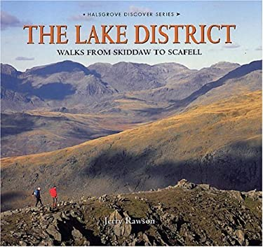 Discover the Lake District: Walks from Skiddaw to Scaffell 9781841145181