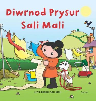 Diwrnod Prysur Sali Mali 9781848515680