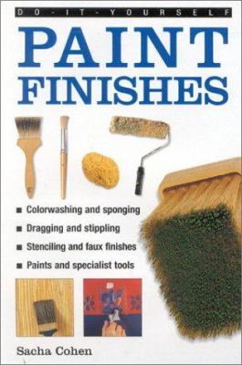 Do It Yourself: Paint Finishes