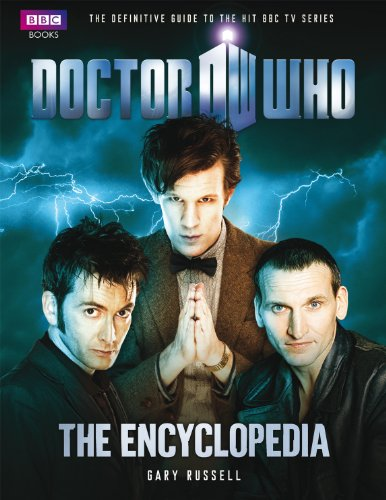 Doctor Who: The Encyclopedia: The Definitive Guide to the Hit BBC TV Series