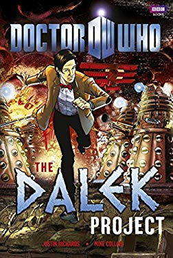 Doctor Who: The Dalek Project Graphic Novel 9781846077555