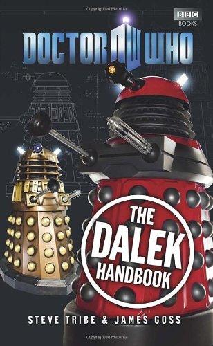 The Dalek Handbook 9781849902328