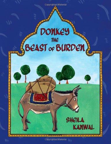 Donkey the Beast of Burden 9781847483553