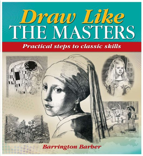 Draw Like the Masters 9781848580046