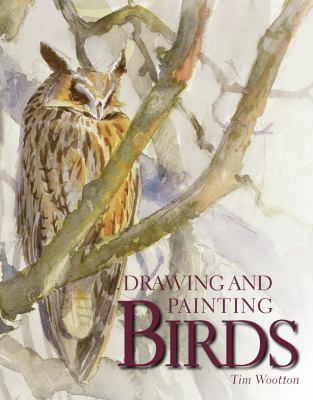 Drawing and Painting Birds 9781847972248