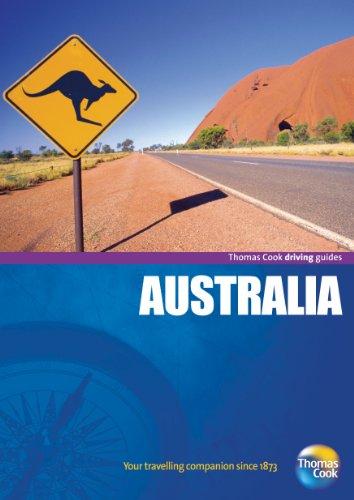 Thomas Cook Driving Guide: Australia 9781848483286