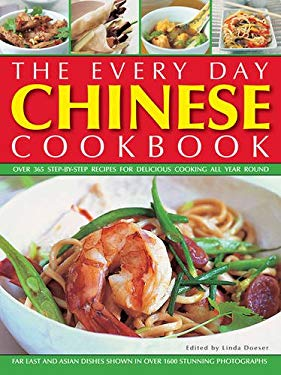 EVERY DAY CHINESE COOKBOOK 9781843092612