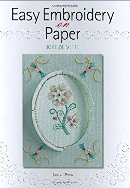 Easy Embroidery on Paper