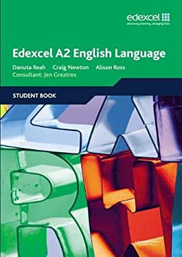 Edexcel A2 English Language 9781846902444