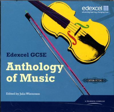 Edexcel GCSE Music Anthology CD 9781846904066