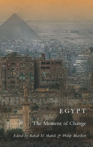 Egypt: The Moment of Change 9781848130210