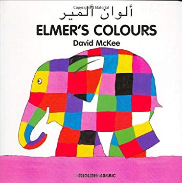 Elmer's Colours 9781840593952