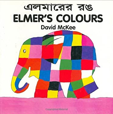 Elmer's Colours (Bengali-English) 9781840590555