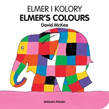 Elmer I Kolory/Elmer's Colours 9781840595314
