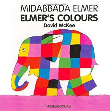 Elmer's Colours/Midabbada Elmer 9781840593976