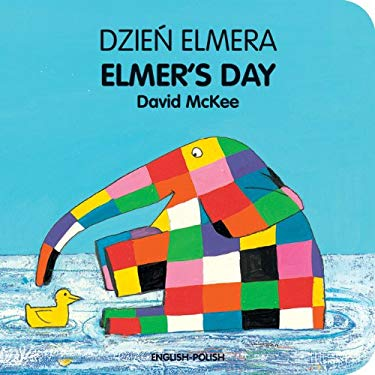Dzien Elmera/Elmer's Day 9781840595321