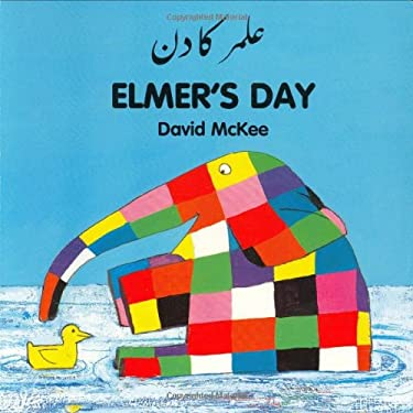 Elmer's Day (Urdu-English) 9781840590678