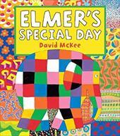 Elmer's Special Day: Elmer Series 11131916