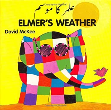 Elmer's Weather (Urdu-English) 9781840590814