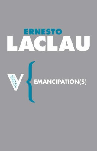 Emancipation(s) 9781844675760