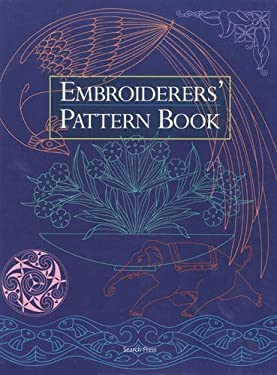 Embroiderers' Pattern Book 9781844480272