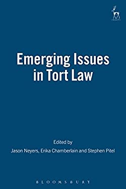 Emerging Issues in Tort Law 9781841137070
