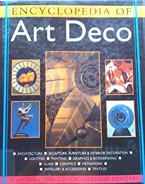 Encyclopedia of Art Deco 9781840130928