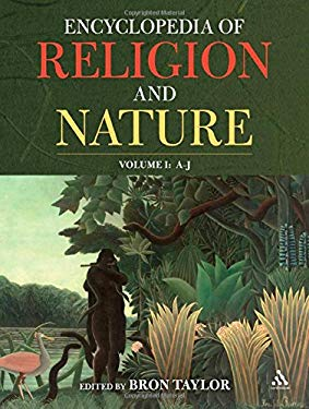 Encyclopedia of Religion and Nature 9781847062734