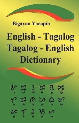 English-Tagalog, Tagalog-English Dictionary 9781843560197