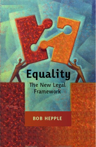 Equality: The New Legal Framework 9781849461078