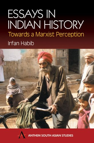 essays in indian history towards a marxist perception The question of the periodisation of indian history is not merely  and other essays,  essays in indian history, towards a marxist perception,.