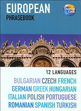 European Phrasebook 9781841575001