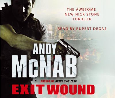Exit Wound. Andy McNab 9781846572326
