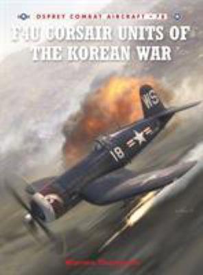 F4U Corsair Units of the Korean War 9781846034114