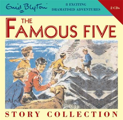 The Famous Five Short Story Collection 9781844564187