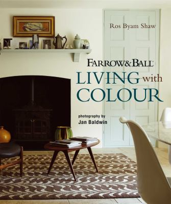 Farrow & Ball Living with Color 9781849750387