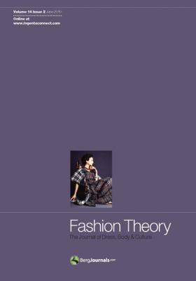 Fashion Theory, Issue 2: The Journal of Dress, Body & Culture 9781847885883