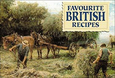 Favourite British Recipes 9781846401077