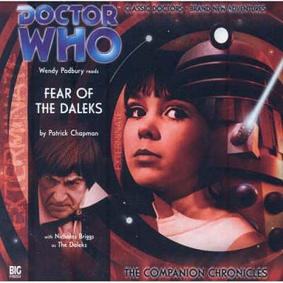 Fear of the Daleks 9781844352647