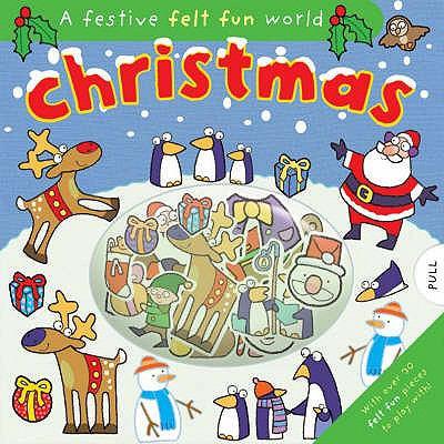 Felt Fun Christmas 9781840116762