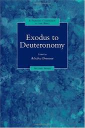 A Feminist Companion to Exodus to Deuteronomy