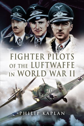 Fighter Aces of the Luftwaffe in World War 2 9781844154609