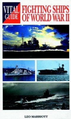 Fighting Ships of World War II 9781840374162