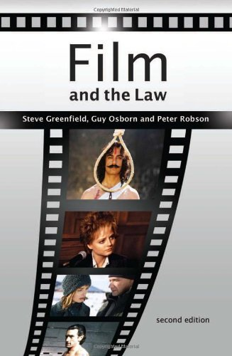 Film and the Law: The Cinema of Justice 9781841137254