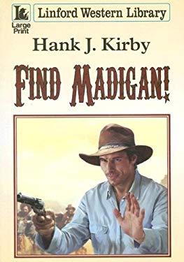 Find Madigan! 9781847820143